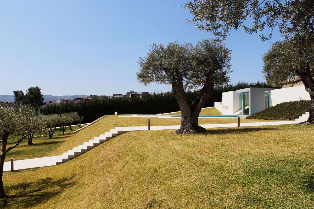 Ada Mangano · Ampliamento per una Villa a Scordia