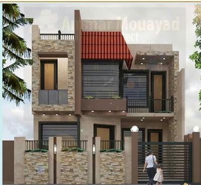 Exterior Wall Design For Small House Trendecors