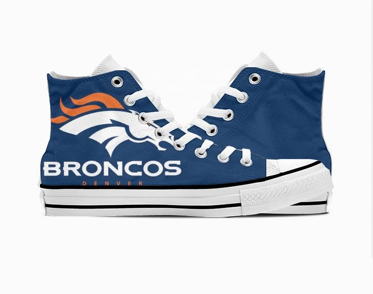 Limited-Edition Broncos Unisex Sneakers