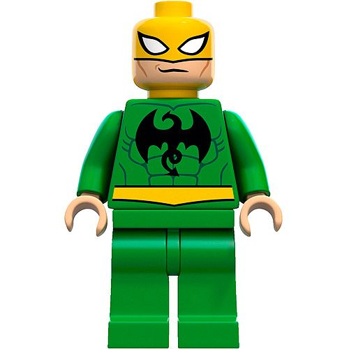Spider Man Peter Parker In The Lego Incredibles Videogame: Lego Iron Fist - Google Search