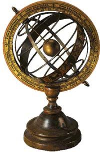 An Armillary Sphere Or Spherical Astrolabe I Must Have