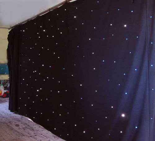 Led And Fiber Optic Lighting By Wiedamark Fiber Curtain Starry Night Wedding Prom Themes Constellation Baby Shower