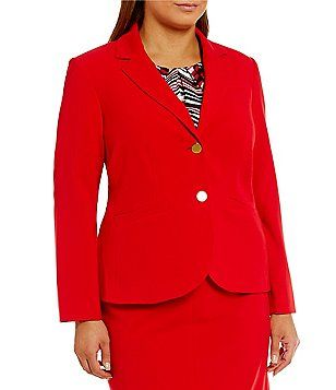 Luxe Stretch Two On Suit Jacket