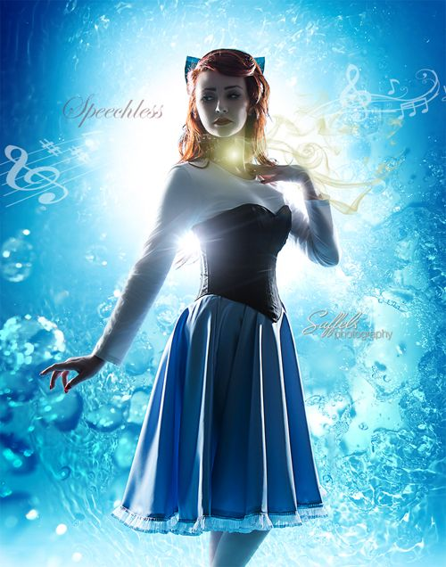 Ariel The Little Mermaid Cosplay