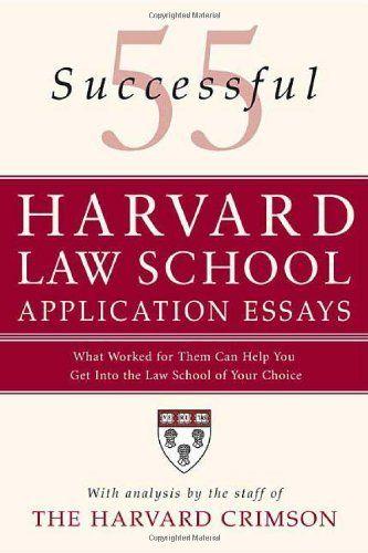 Harvard resume book