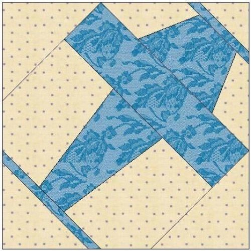 airplane quilt patterns free printable | ALL STITCHES - PLANE PAPER ...