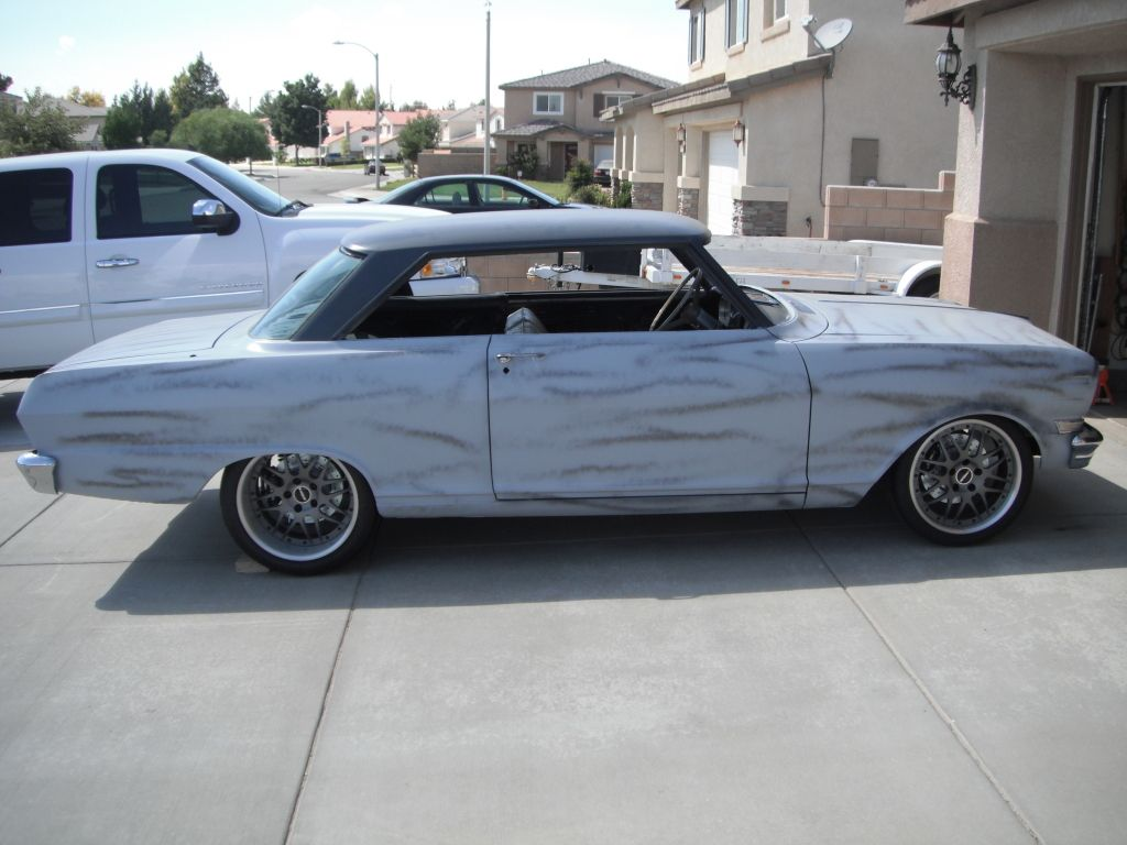 All Chevy 64 chevy nova : 1st Generation('62 - '65) Wheel and Tire Fitment - Page 3 - Chevy ...