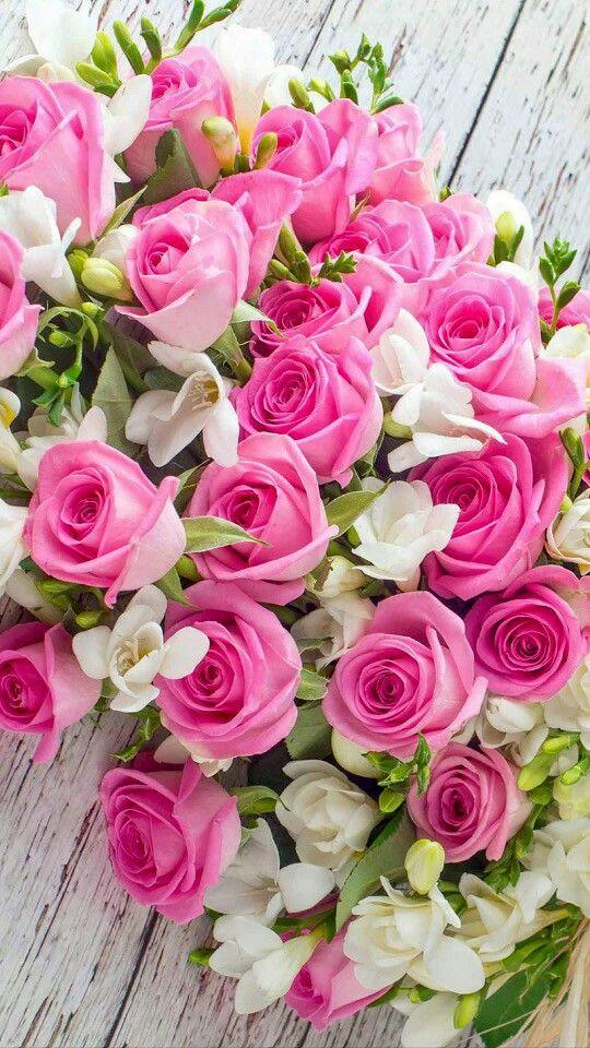 Pin by Manuel De Jesus Duran Rengel on Flowers   Birthday flowers bouquet, Beautiful roses, Beautiful flowers