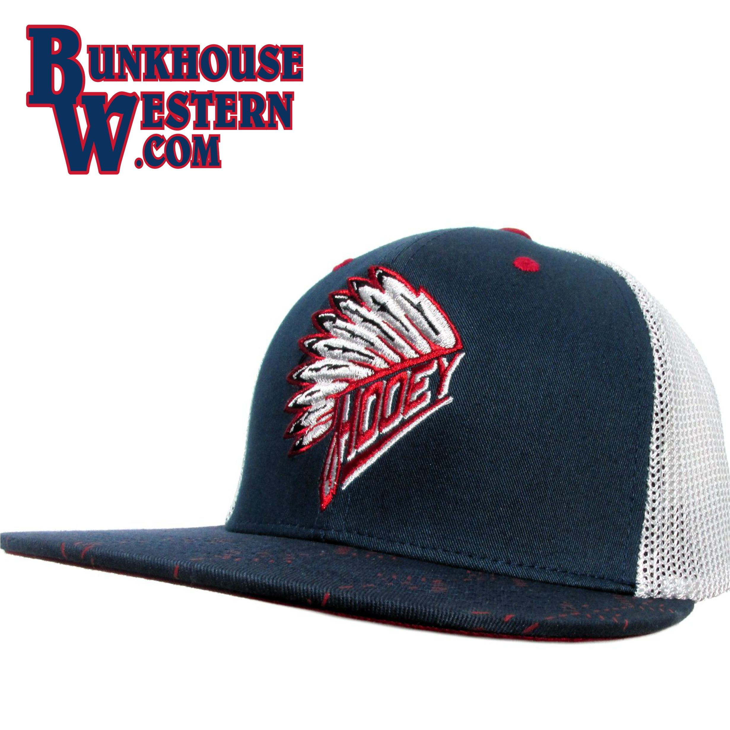 39260c3d9c Hooey, Quanah, Trucker Hat, Native American, Headdress, Cowboy Hat, $30.98