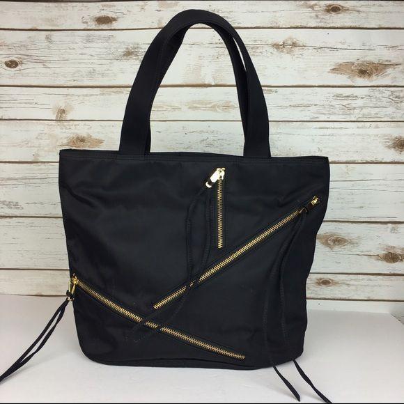 Rebecca Minkoff] Nylon Zipper Tote Bag School Gym | Bags, Nylon ...