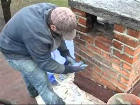 Fireplace Mortar Repair
