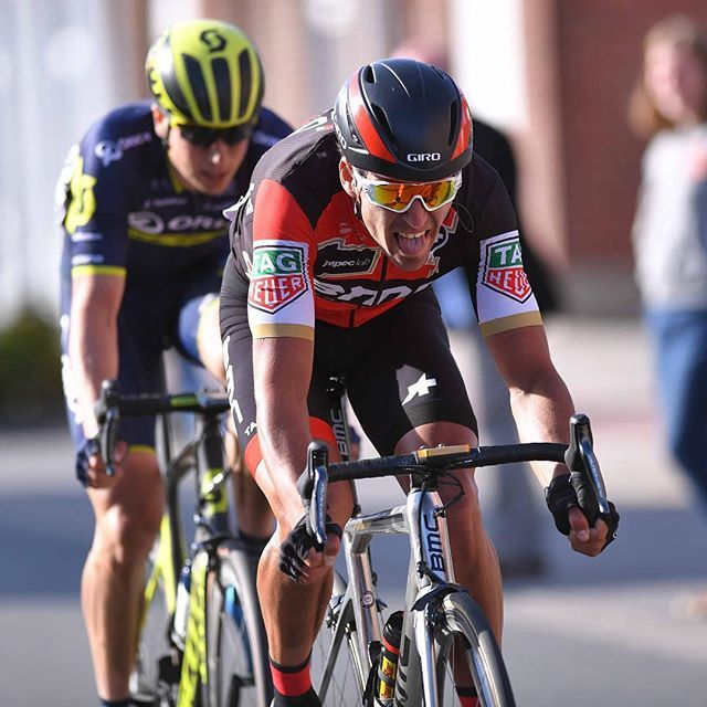 source instagram bmcproteam  Two wins in three days! We couldn't have asked for more. What a ride by @gregvanavermaet to take the win at @gentwevelgemofficial 👏. #DontCrackUnderPressure #Ride_BMC 📷 @tdwsport  bmcproteam  2017/03/27 03:51:40