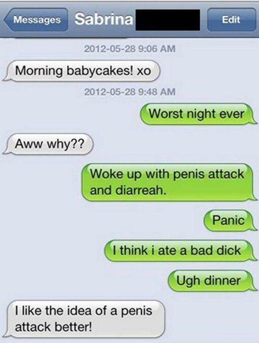 Funny ass text messages