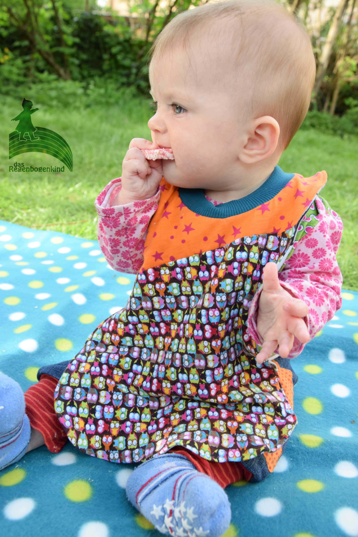 Schlupflätzchen Kleine Kleckser ist online! (= | Kreatives nähen ...