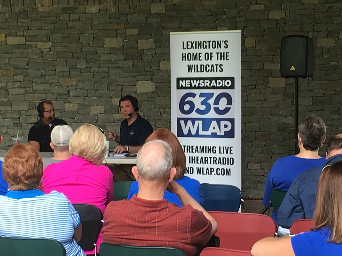 KSR Live Remote at McConnell Springs in Lexington (image