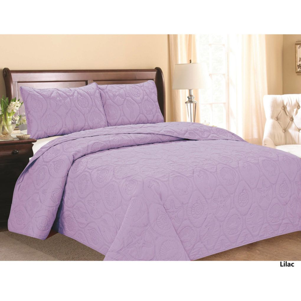 Light Purple Bedding Dengan Gambar