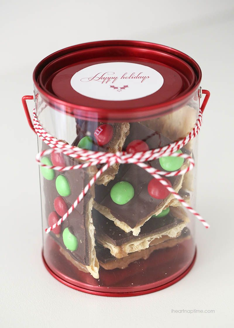 christmas food gifts ideas