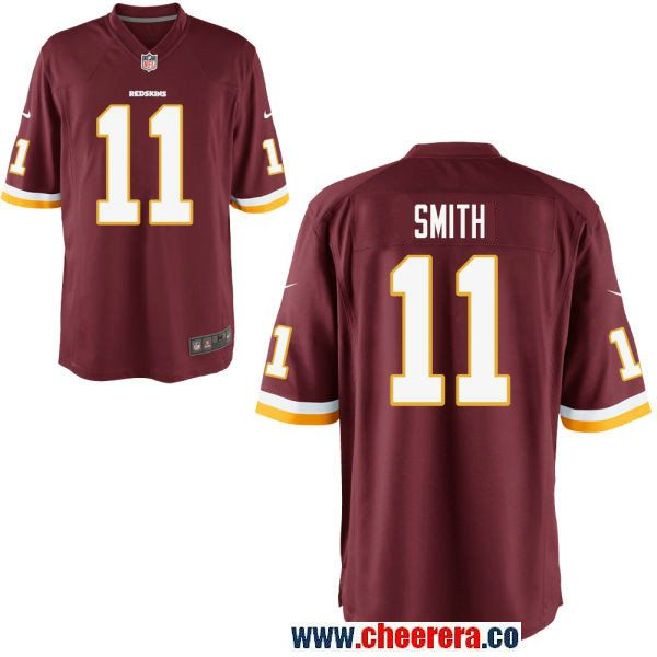 new arrival edf43 e369b mens elite alex smith 11 washington redskins jersey