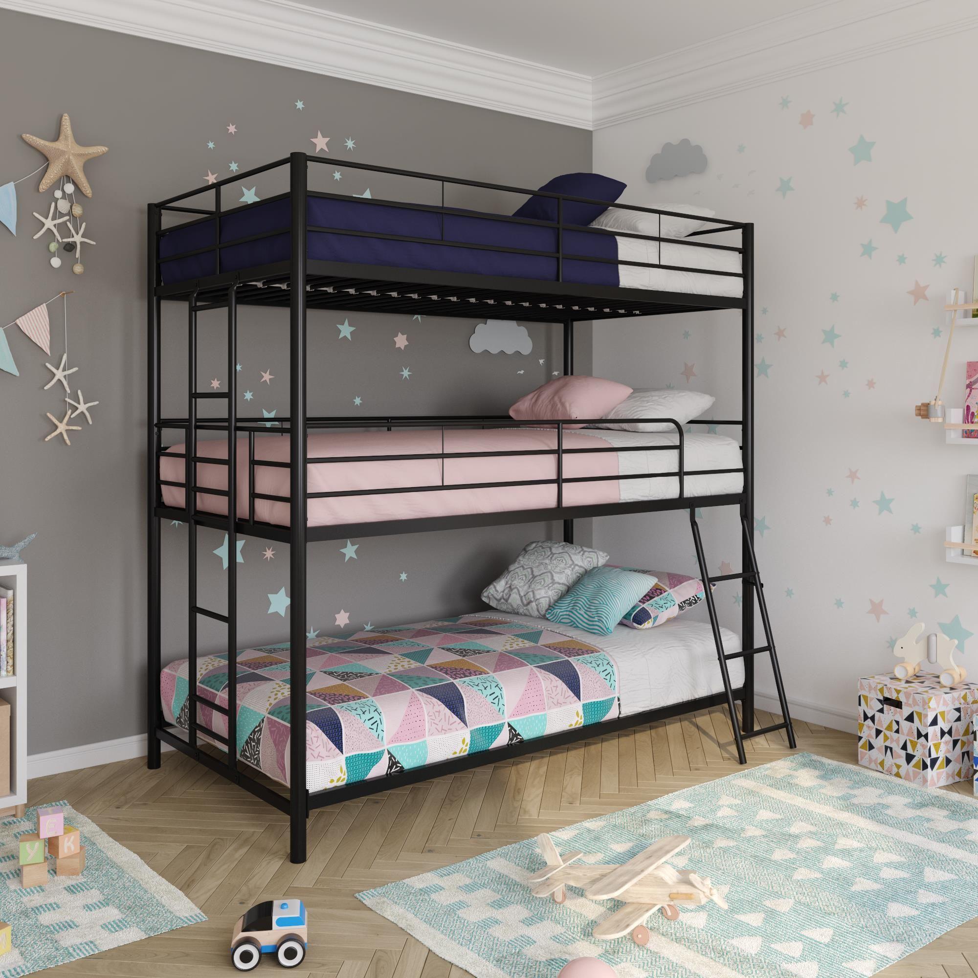 Home In 2020 Bed Frame Design Bunk Beds Triple Bunk Bed