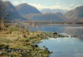 Lakeland painting   -  Peter Barker UK