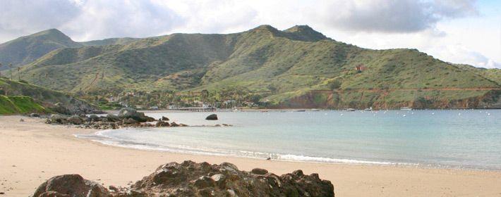Two Harbors, Catalina Island Summer vacation spots