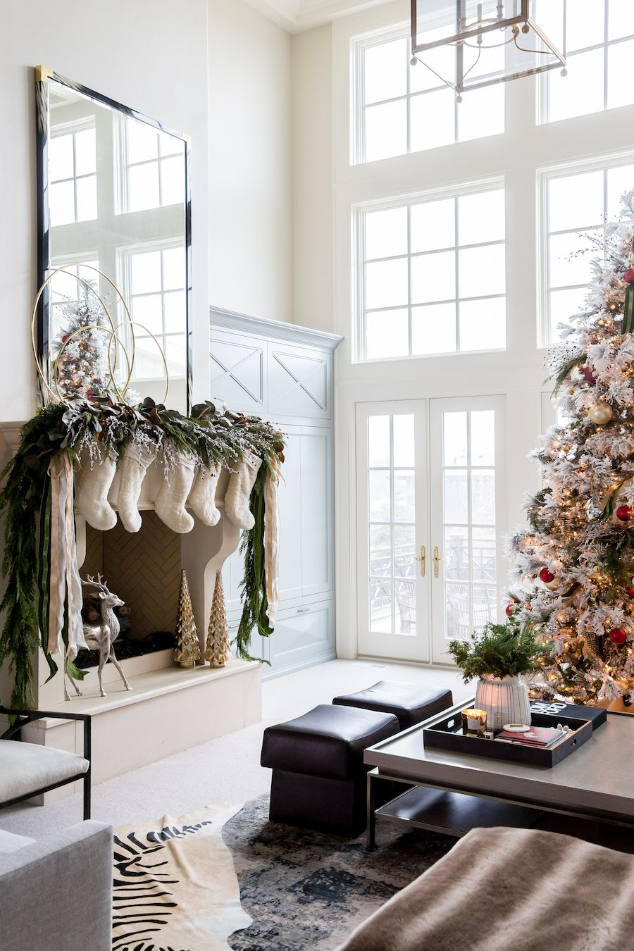 Tour A Blogger S Home Decked Out For The Holidays With Images