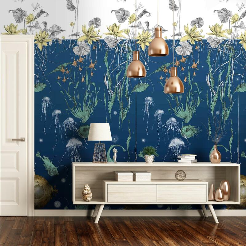 Gallery Of How To Calculate How Much Wallpaper You Need 4 Interior Wall Design Hotel Architect Design