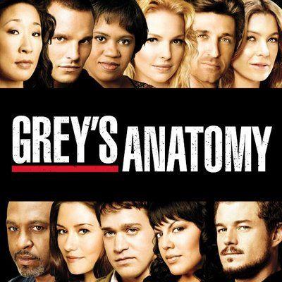 grey\'s anatomy   Movies❤   Pinterest   Anatomía de grey, Anatomía ...