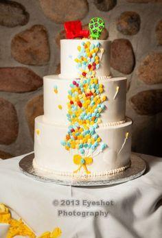 pixar wedding cake toppers - Pesquisa Google