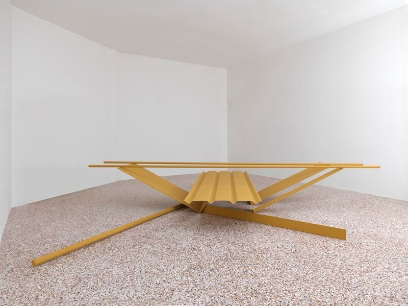 Venice | Anthological exhibition about Anthony Caro | Correr Museum