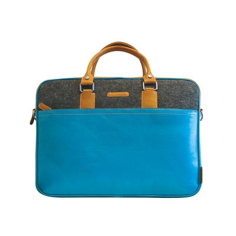 1941a9420255 Bag Raw Ocean Blue
