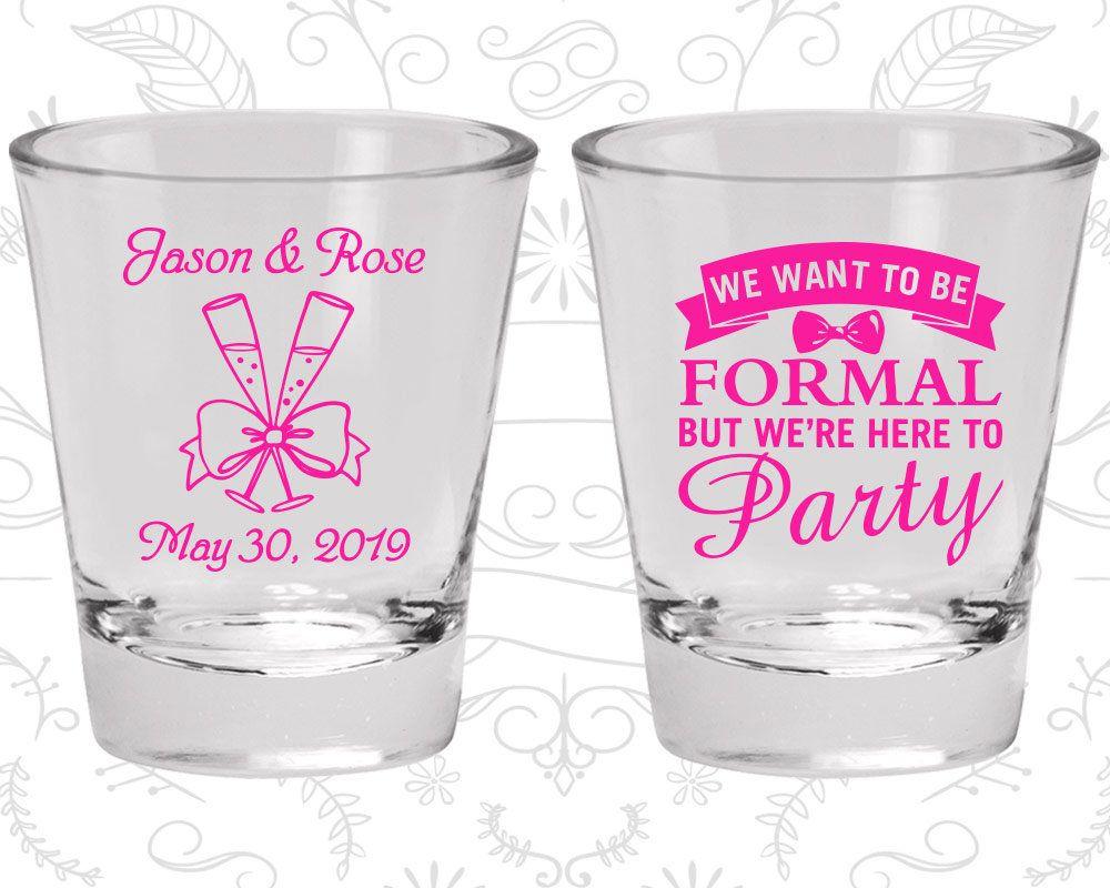 Personalized Shot Glasses, Wedding Shot Glasses, Shot Glasses, Shot ...