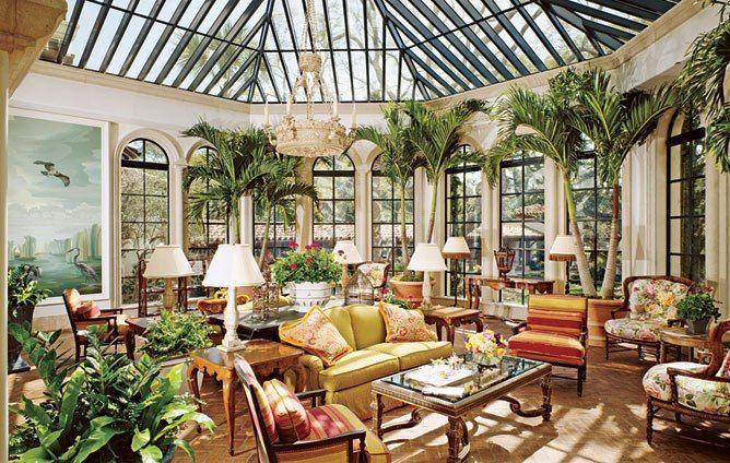 Garden Room: Georgia