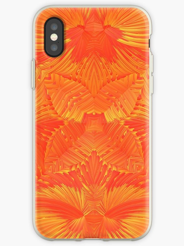 Orange Garden Iphone Case By Lyle Hatch Iphone Case Covers Iphone Cases Iphone Case Skin