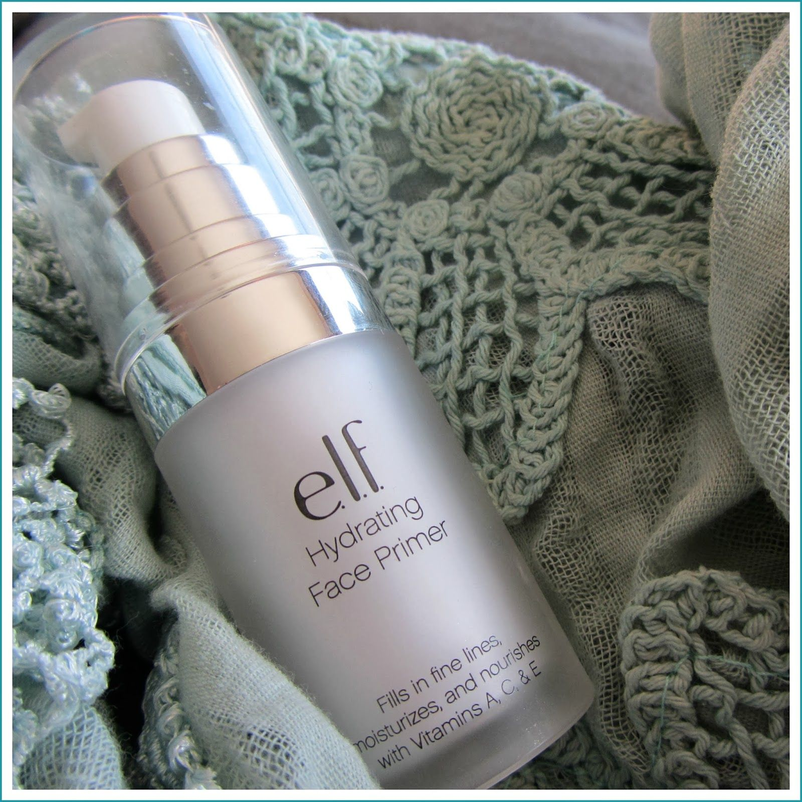 e.l.f. Hydrating Face Primer Review Face hydration, Face