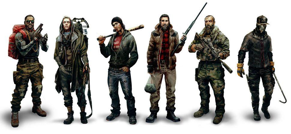 Reroll Game Apocalypse Character Post Apocalypse Apocalypse