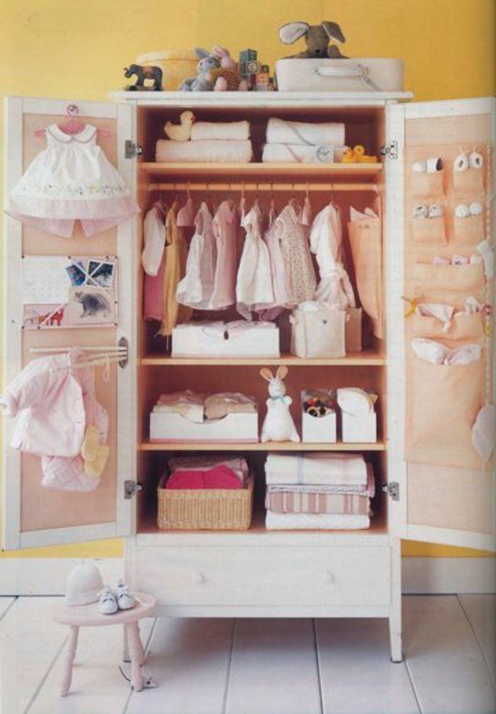 L Armoire Enfant En 54 Photos Qui Va Vous Inspirer Armoire Chambre Bebe Armoire Enfant Placards Bebe