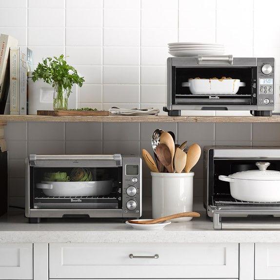 Breville Mini Smart Toaster Oven Small Kitchen Toaster Oven Smart Oven