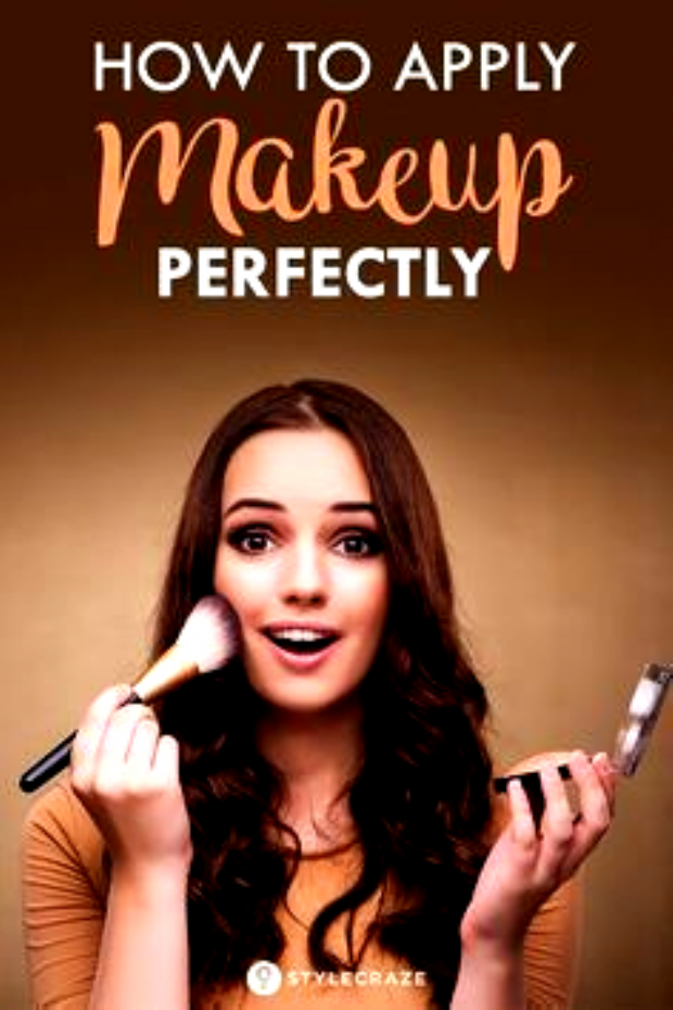 How To Apply Makeup Perfectly On Face? Step By Step
