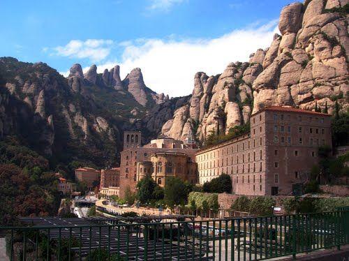 Monestir de Montserrat (Barcelona)