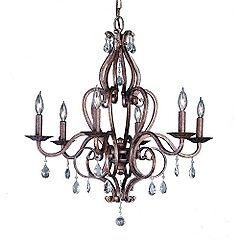 chandelier for Kate's room