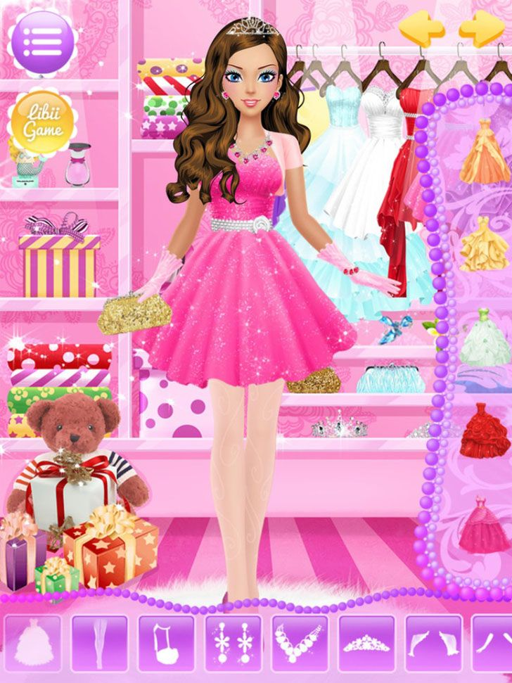 Pin On Dress Up Games