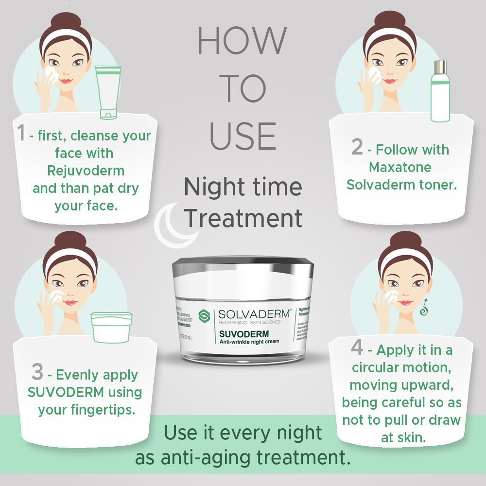 Night Skin Care Routine For All Girls And Ladies Night Skin Care