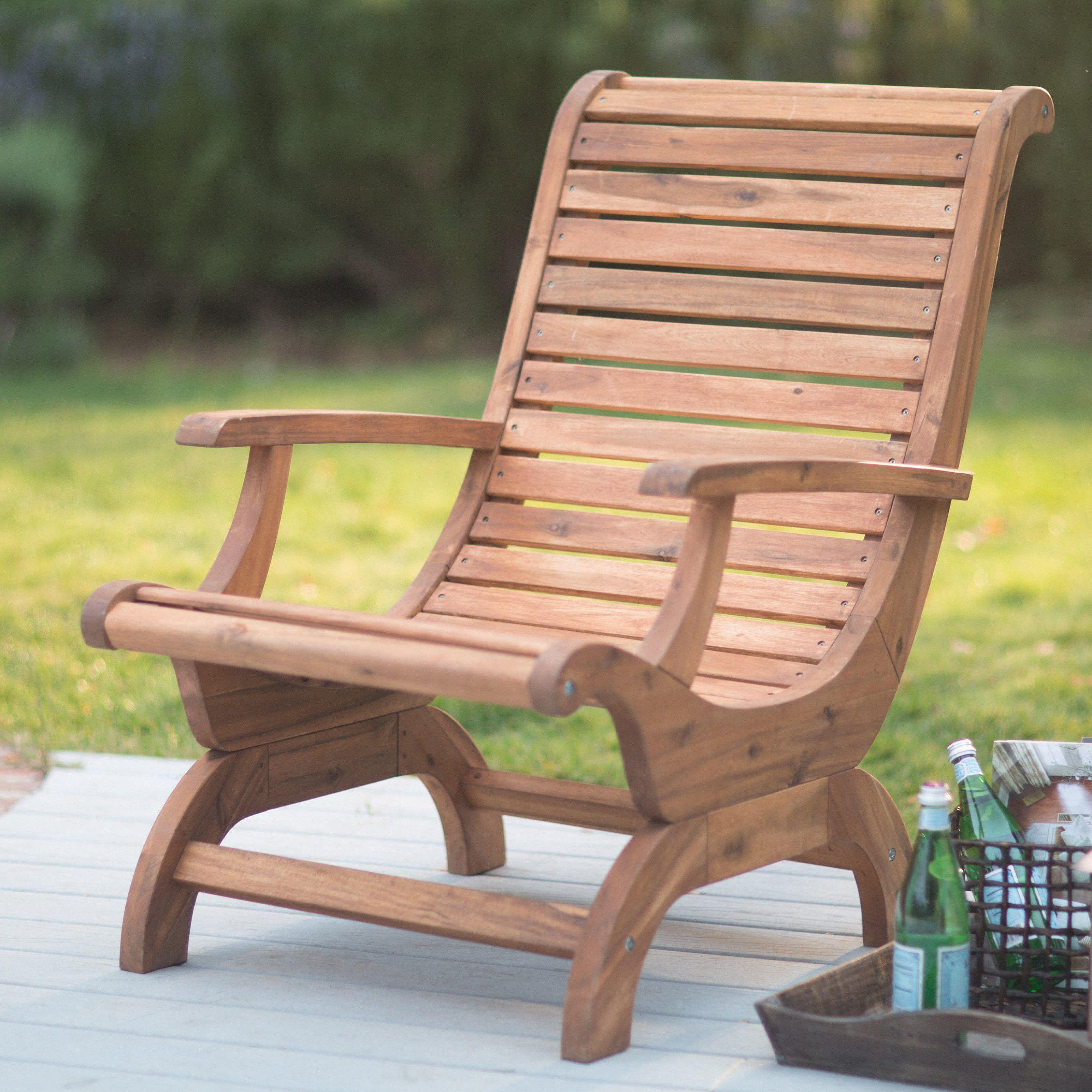 Kunststoff Deck Stühle Adirondack Kissen Recycling