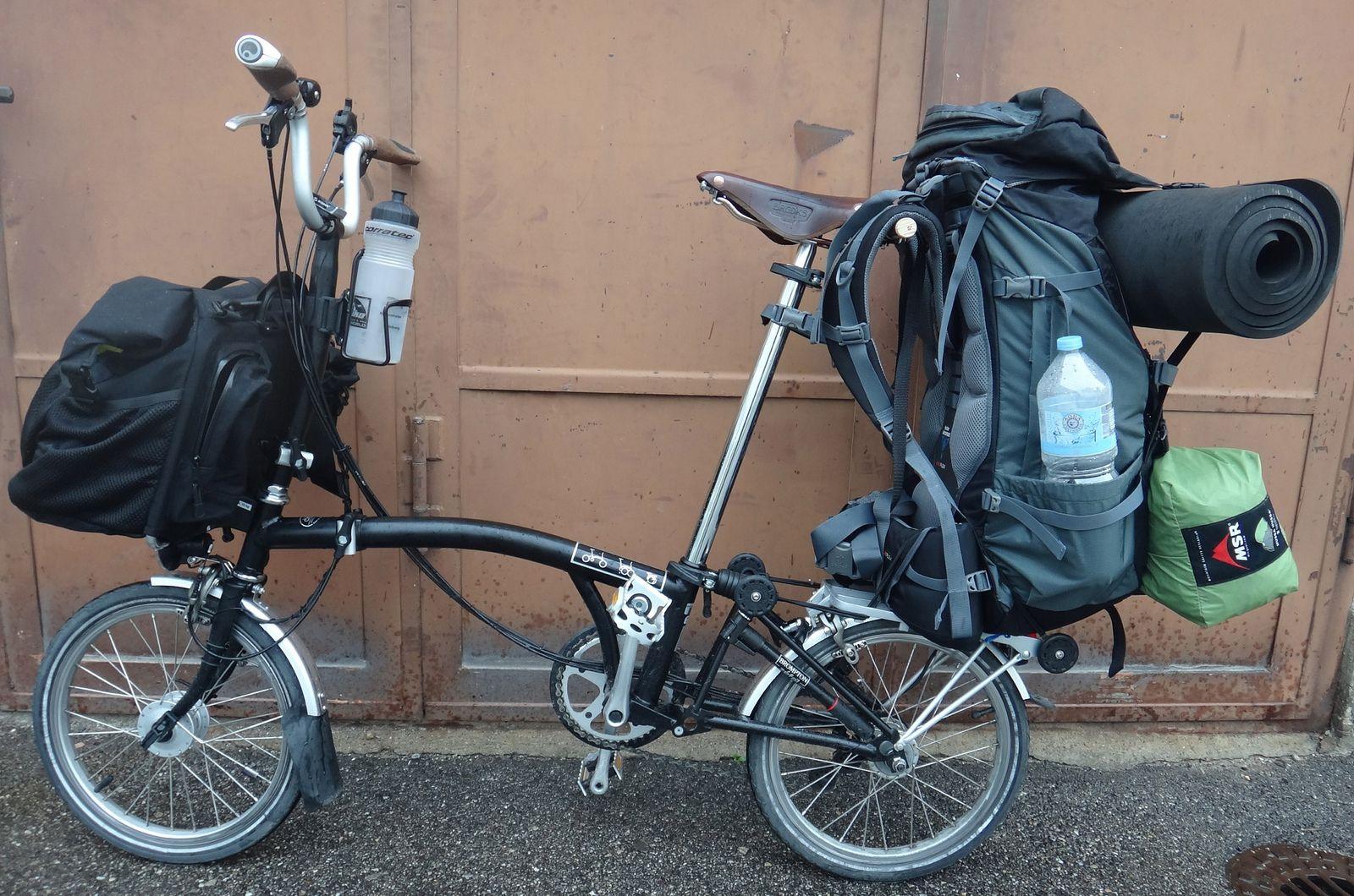 Brompton Bike Touring