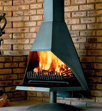 Jetmaster Wood Fireplaces 800 Hex Free Standing Freestanding Fireplace Standing Fireplace Wood Fireplace