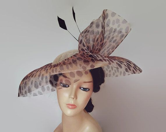 3481f7dfb54 Leopard hat