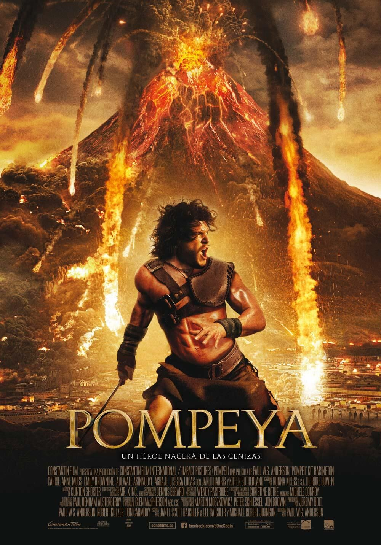 Cine De Patio On With Images Pompeii Movie Pompeii Movie Posters