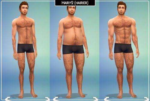 Male Body Hair Sims 4 Custom Content Sims 4 Tattoos Sims 4 Sims