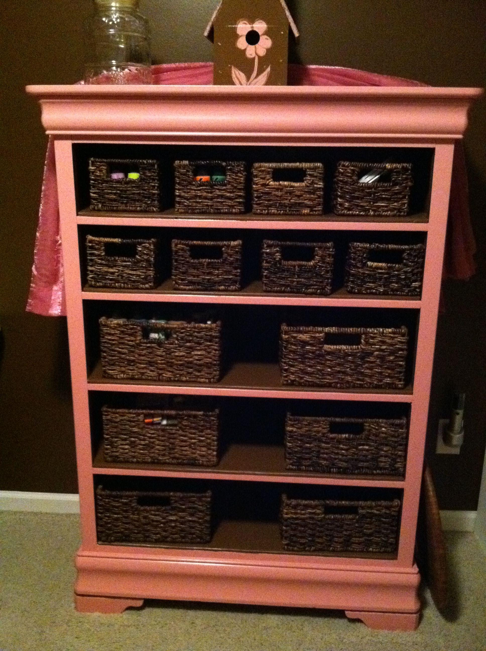 This dresser was my stepson Matthew s The drawers were broken my